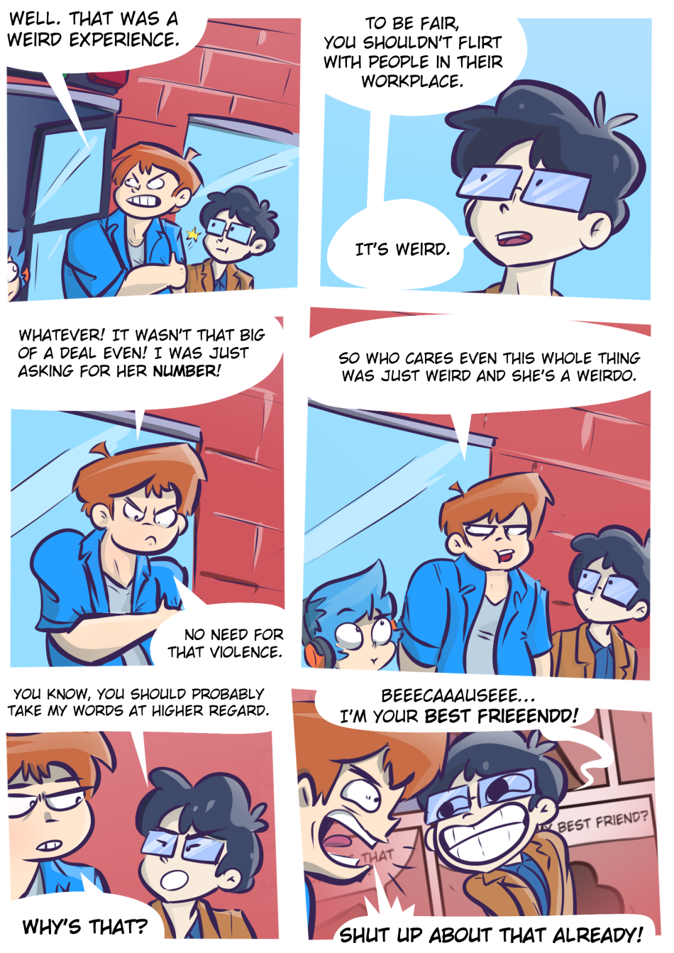 The Bridge page 8